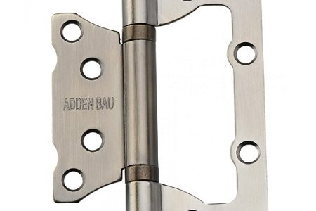 Петли дверные ADDEN BAU 100X75X2.5 BUT Satin Chrome